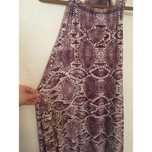 [Rachel Pally] halter maxi dress